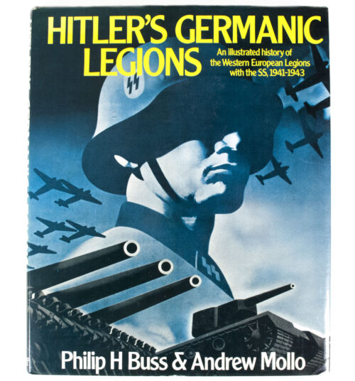 (Book) Mollo - Hitler's Germanic Legions