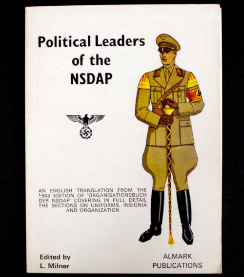 (Book) Political Leaders of the NSDAP