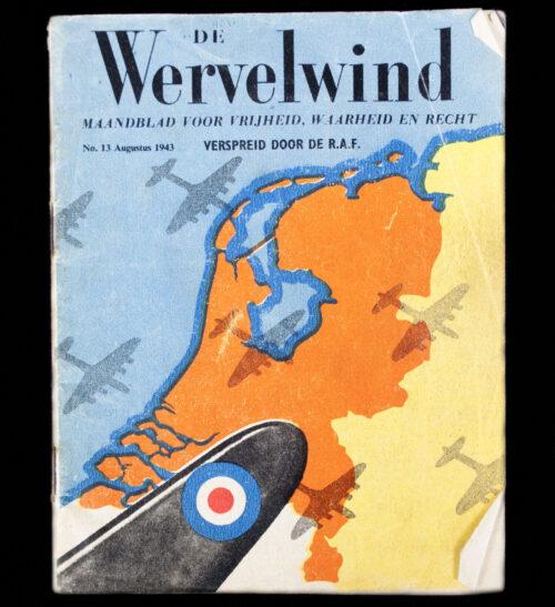 (Booklet) De Wervelwind No.13 Augustus 1943