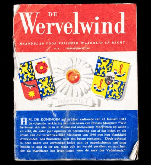 (Booklet) De Wervelwind No.9 FebruariMaart 1943