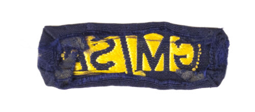Kriegmarine (KM) GMSA (German Minesweeping Association) badge