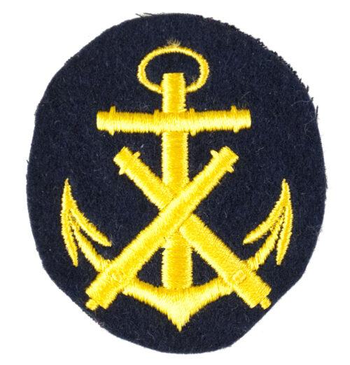 Kriegsmarine (KM) Feuerwerksmaat Laufbahnabzeichen