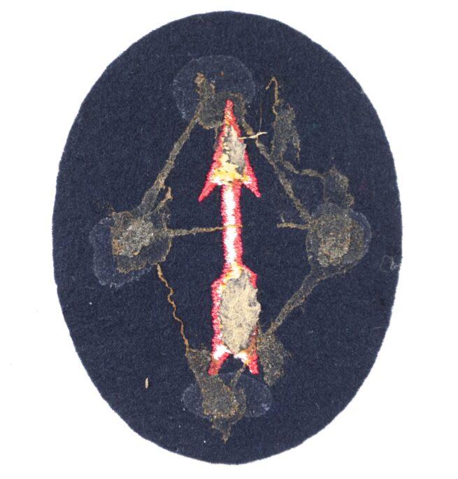 Kriegsmarine (KM) Flakhorcher (Truppenausbildung)