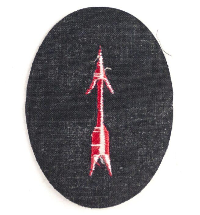 Kriegsmarine (KM) Flakhorscher (Truppenausbildung) abzeichen