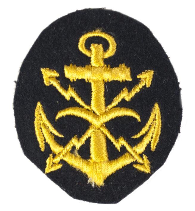 Kriegsmarine (KM) Flugmeldemaat Laufbahnabzeichen