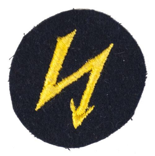 Kriegsmarine (KM) Funk-, B-Dienst-Laufbahn abzeichen