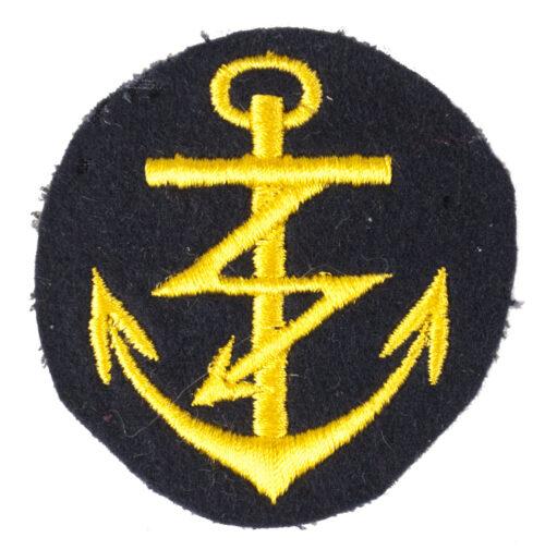 Kriegsmarine (KM) Funkmaat Laufbahnabzeichen