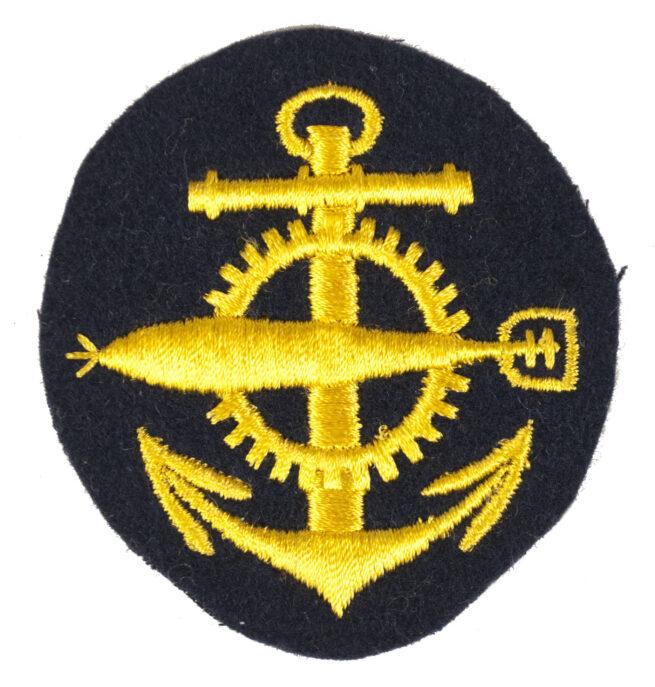 Kriegsmarine (KM) Mechanikermaat Laufbahnabzeichen