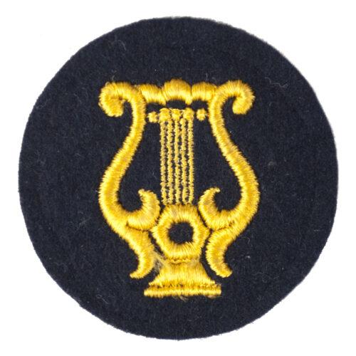 Kriegsmarine (KM) Musiklaufbahn abzeichen