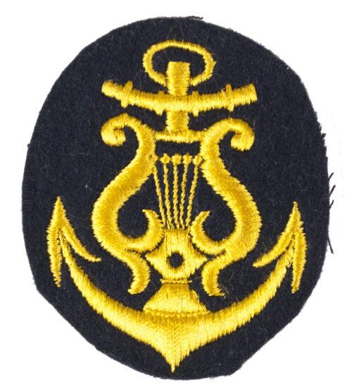 Kriegsmarine (KM) Musikmaat abzeichen