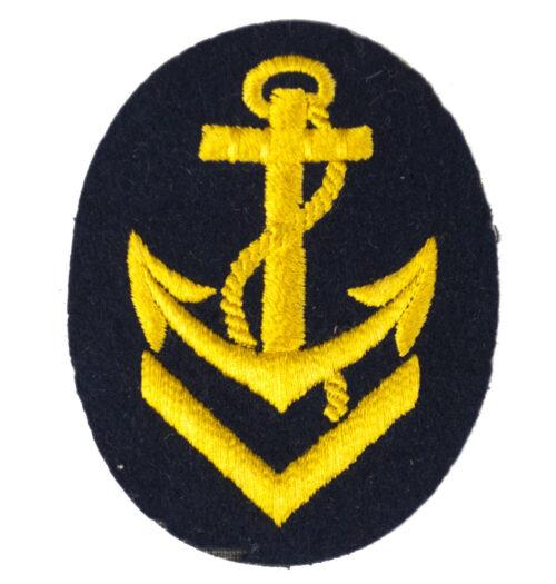 Kriegsmarine (KM) Oberbootsmannsmaat abzeichen