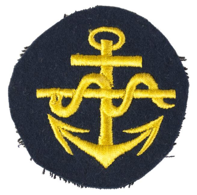 Kriegsmarine (KM) Sanitätsmaat Laufbahnabzeichen