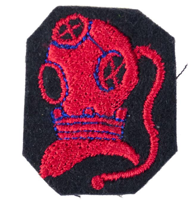 Kriegsmarine (KM) Schiffstaucher ärmelabzeichen