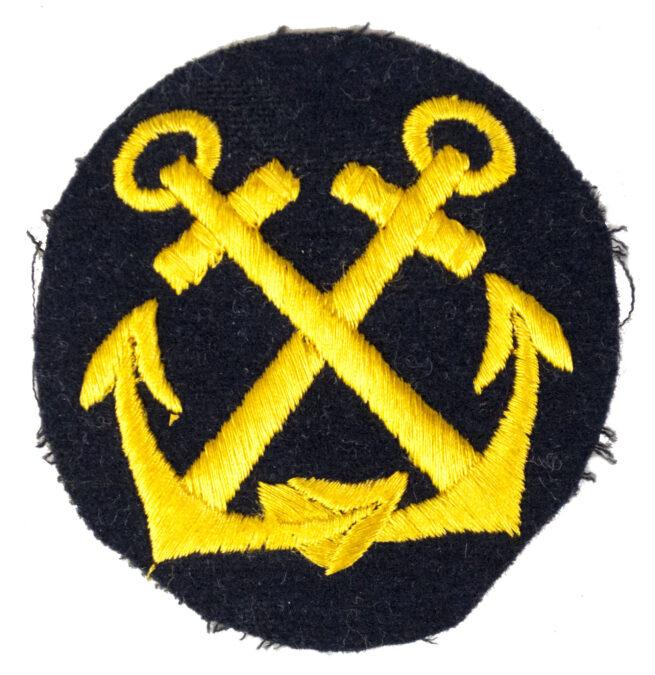 Kriegsmarine (KM) Steuermannsmaat Laufbahnabzeichen