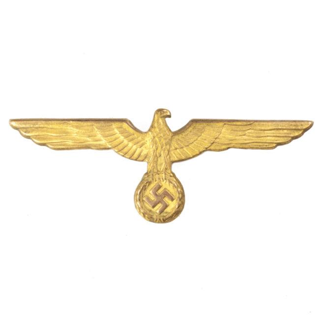 Kriegsmarine (KM) Summer Tunic breast eagle