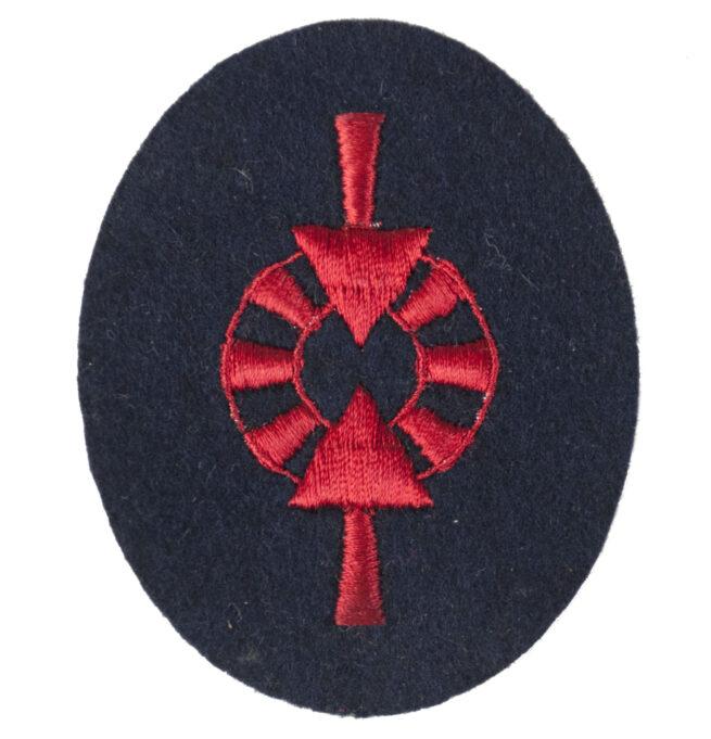 Kriegsmarine (KM) Waffenleitvormann (Truppenausbildung) abzeichen
