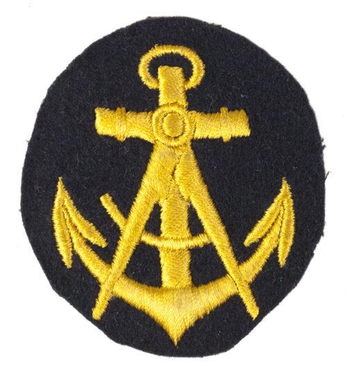 Kriegsmarine (KM) Zimmermannsmaat Laufbahnabzeichen