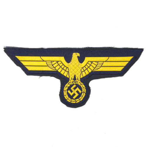 Kriegsmarine (KM) breastagle (bevo)