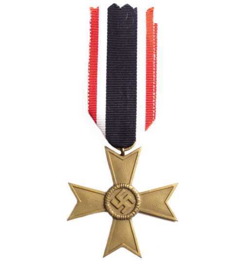 "Kriegsverdienstkreuz (KVK) Ohne Schwerter War Merit Cross without swords ""11"" (Grossmann & Co)"
