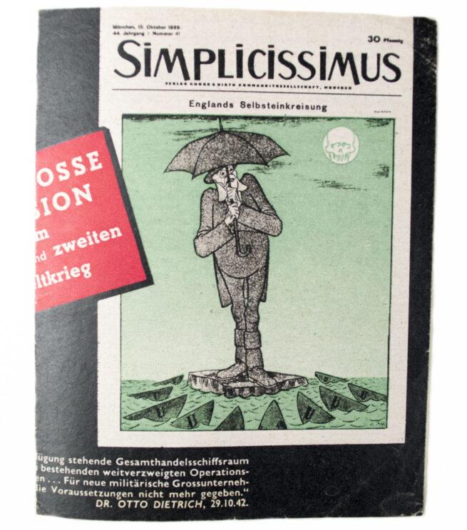(Leaflet) Seemacht! 224.000 Gefangen G.33 (1943)