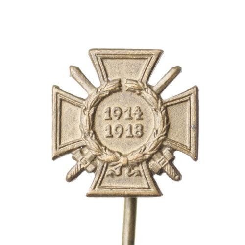 Miniature Frontkämpfer Ehrenkreuz