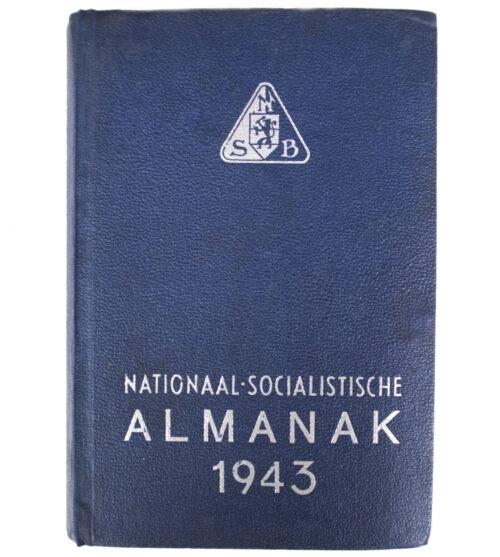 (NSB) Nationaal Socialistische Almanak 1943