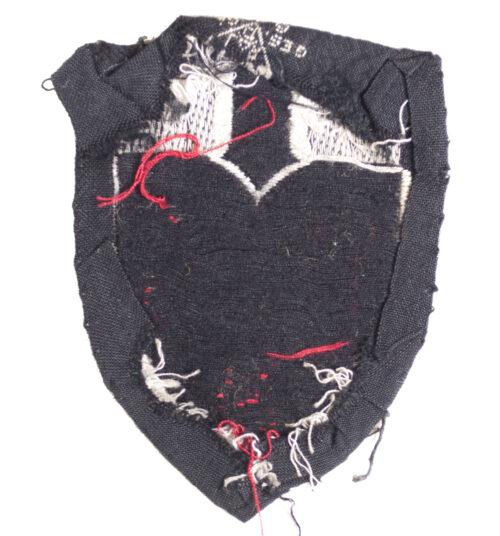 Reichsarbeitsdienst (RAD) shoulder unit patch 1963