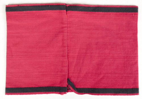 SS Armband with woven centre