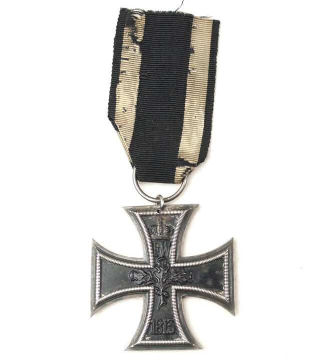 "WWI Eisernes Kreuz Zweite Klasse Iron Cross second class (Ek2) – maker marked ""FW"""