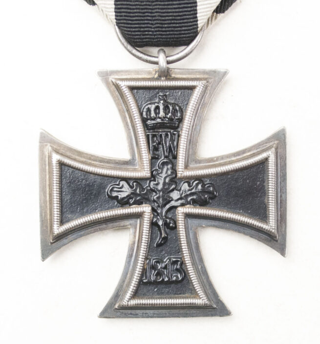 "WWI Eisernes Kreuz Zweite Klasse Iron Cross second class (Ek2) – maker marked ""WILM"""