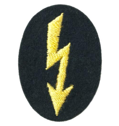 Wehrmacht Heer Ärmelabzeichen Funker Nachrichtentruppe