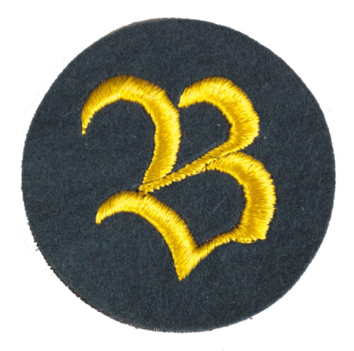 Wehrmacht (Heer) Brieftaubenmeister trade badge