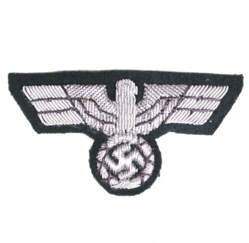 Wehrmacht (Heer) Bullion cap eagle
