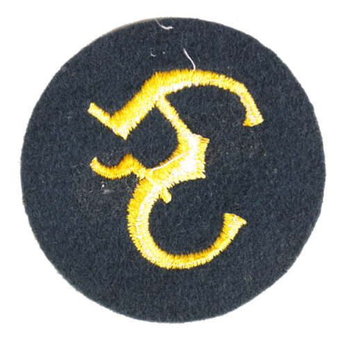 Wehrmacht (Heer) Feuerwerker trade badge