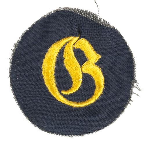 Wehrmacht (Heer) Geräteverwaltungsunteroffizier trade badge