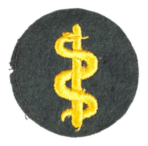 Wehrmacht (Heer) Sanitätsabteilung trade badge