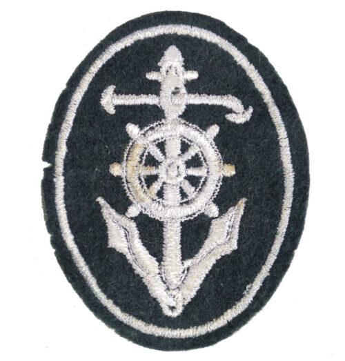 Wehrmacht (Heer) Steuerman high rank trade badge