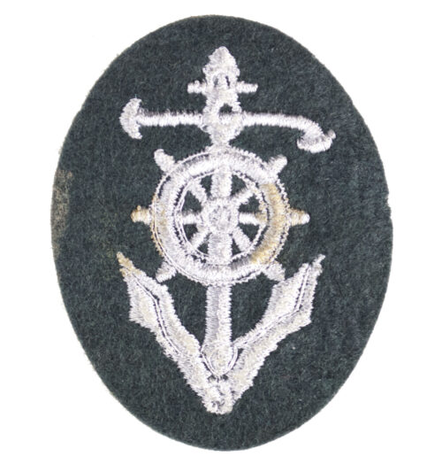 Wehrmacht (Heer) Steuerman trade badge