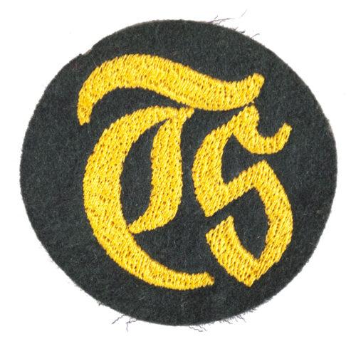 Wehrmacht (Heer) Truppensattlermeister trade badge