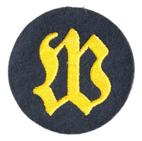 Wehrmacht (Heer) Wallmeister trade badge