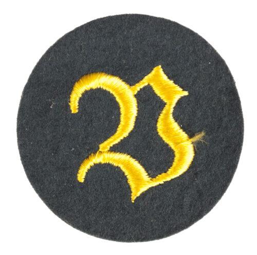 Wehrmacht (Heer) Zahlmeistermeisteranwarter trade badge