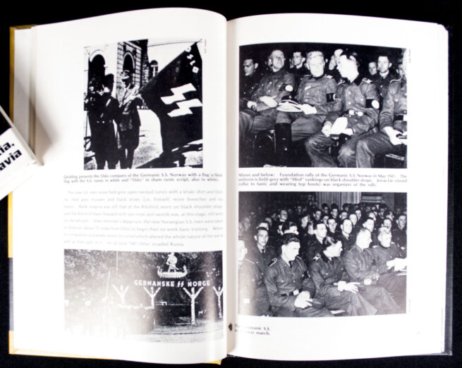 (Book) D. Littlejohn, Foreign Legions of the Third Reich. Vol.1 Norway, Denmark, France
