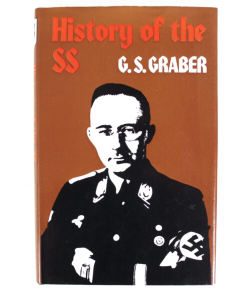 (Book) G.S. Graber - History of the SS