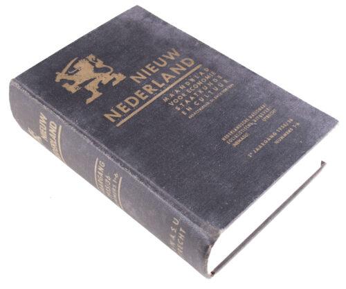 (Book) NSB - Nieuw Nederland 2e Jaargang Nummer 1-6 (1935-1936)
