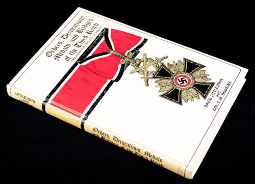 (Book) Orders, Decorations, Medals and Badges of the Third Reich