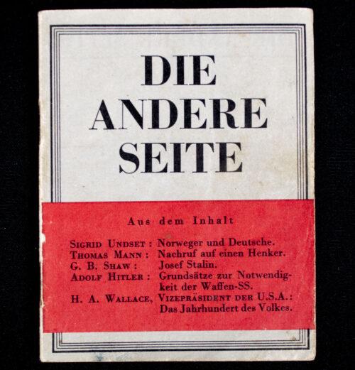 (BookletLeaflet) Die Andere Seite No.5 - G.94 (1943)