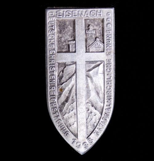 Deutschen Christen Reichstagung Eisenach 1938