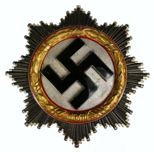 Deutsches Kreuz in Gold (DKIG) Heavy by maker 20 (Zimmermann)