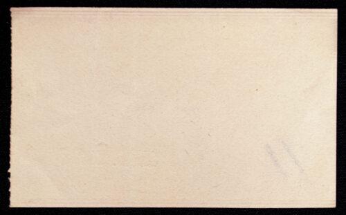 Die Deutsche Arbeitsfront N.S-Gemeinschaft Kraft durch Freude (KDF) Gau Baden (Wertheim) ticket (1941)
