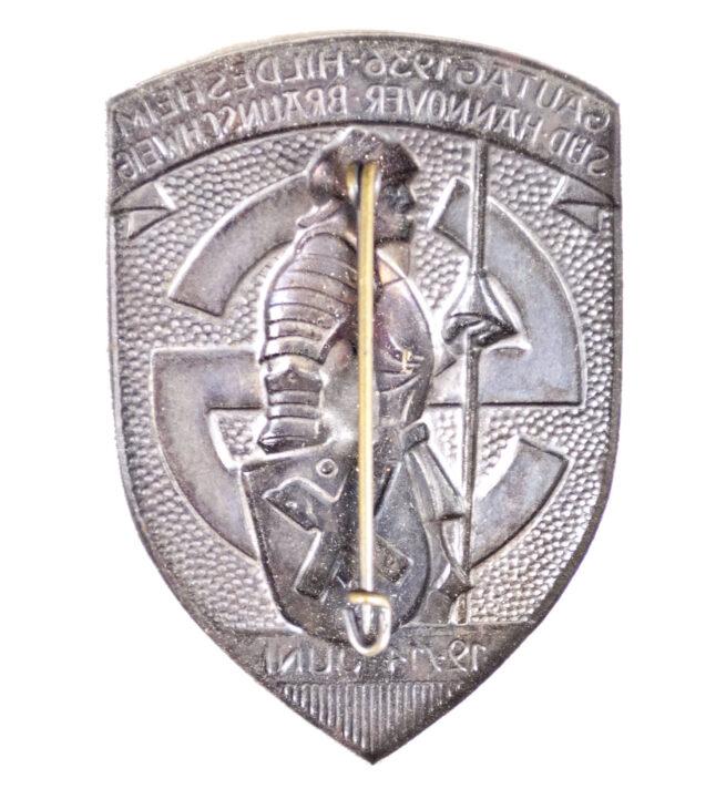 Gau Thing Koblenz Trier 22.23 Juni 1933 abzeichen (bronze color)